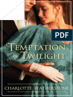 Temptation & Twilight by Charlotte Featherstone - Chapter Sampler
