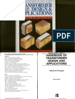 Transformer Design and Application Handbook