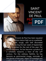 St Vincent Personal Profile