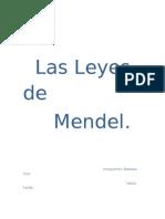 Las Leyes de Mendel Oficial