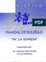 Manual de Pediatria Pa La Guardia