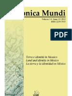11 Laciudad Como Territorio Chronica Mundi 3-4