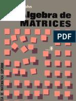 Algebra de Matrices Trillas