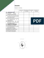 Evaluación por demerito CAASA