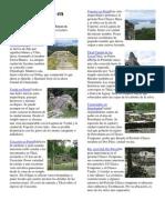 Ciudades Mayas de Guatemala