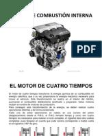 Ciclos Del Motor de Combustion