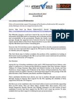 2nd Brief Ateneo FactCheck 2013 Project Brief