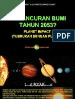 2- Kehancuran Bumi - Planet Impact