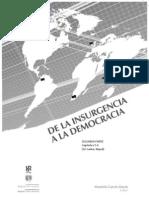 CINEP de La Insurgencia a La Democracia Cap 5 y 6