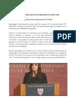 Cristina Fernandez de Kirchner en Harvard