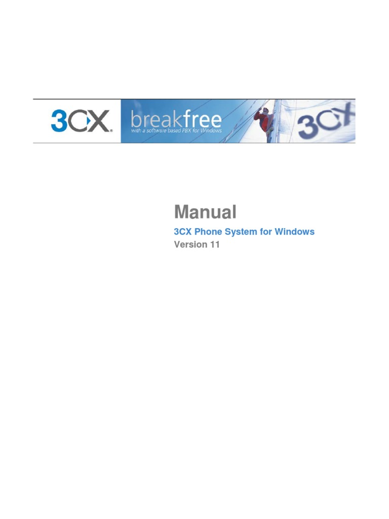 3cx yealink manual