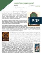 Quien es Jehová o Yahveh 1ª Parte.pdf