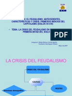 Crisis Feudal