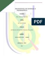 (UML INforme Completo ) Sistema Venta de Celulares