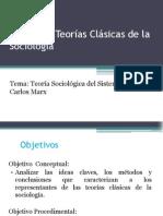 Teoría clásica del sistema social-  Carlos Marx.pptx