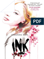INK by Amanda Sun - Chapter Sampler
