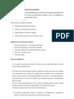Estructura Del Proyecto Nacional
