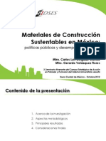 materiales construccion sustentable
