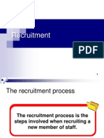 2.13 Recruitmrent