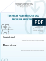 Anestesia Bucal (Diapositivas)