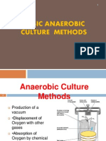 Basic Anaerobic Culture Method