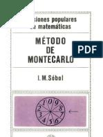 2 - I.M. Sobol - Metodo de Montecarlo