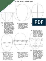 Anatomia Construcion de La Cabeza 1