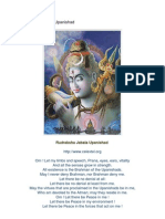 Rudraksha Jabala Upanishad