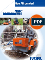 Tuchel-Trac TRIO alapjármű