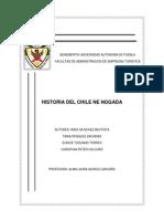 Ensayo Chile en Nogada (1)