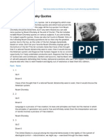 Ranker.com-Best Noam Chomsky Quotes