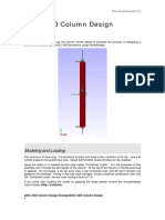 AISC ASD Column Design