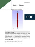 AISC ASD Column Design