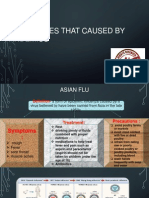 The Diseases That Caused by Pandemics