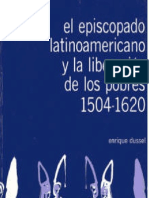 El Episcopado Latinoamericano y la liberación de los pobres