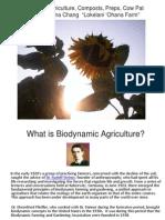 Biodynamic Article