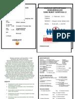 Buku Program Kursus Kepimpinan Koko 2013