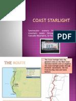 coast starlight izaro
