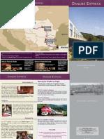 danube express brochure