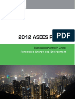 2012 ASEES Report, Business opportunities in China