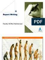 Intensive Internal Audit-Report Writing 4