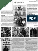 Reportage sur Jean-Marc Bénié (2/2)