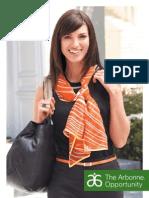 Arbonne Opportunity Brochure