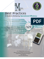 Operation & Maintenance Best Practice O&MBestPractices