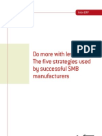 5 Strategies Successful SMB MFGs VISUAL