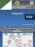Antigenos. Inmunologia