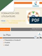 Support Formation-Arab Soft[AO] -DeMANDE PRIX Fin