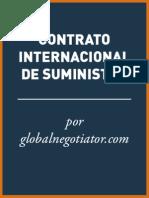 CONTRATO INTERNACIONAL DE SUMINISTRO