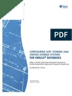 Sun Storage 7000 - Configuration Guide