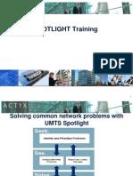 3g_actix Analyzer and Spotlight Training_part 2 (50 Slides)